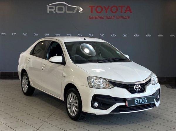 2020 Toyota Etios 1.5 Xs  Western Cape Somerset West_0