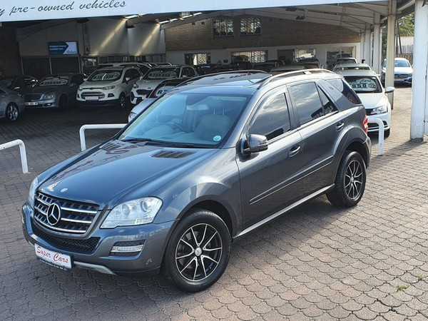2010 Mercedes-Benz M-Class Ml 350 Cdi At  Mpumalanga Witbank_0