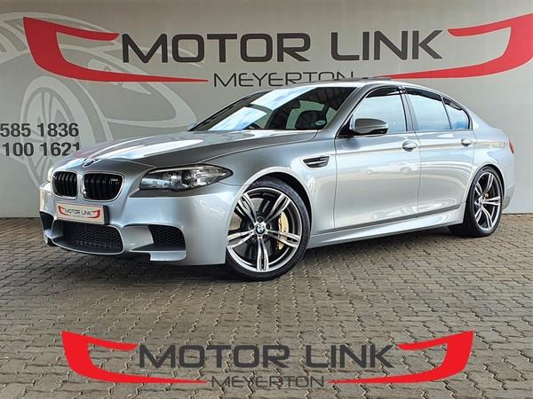 2016 BMW M5 M-DCT Pure Metal ED LIMITED EDITION  Gauteng Meyerton_0