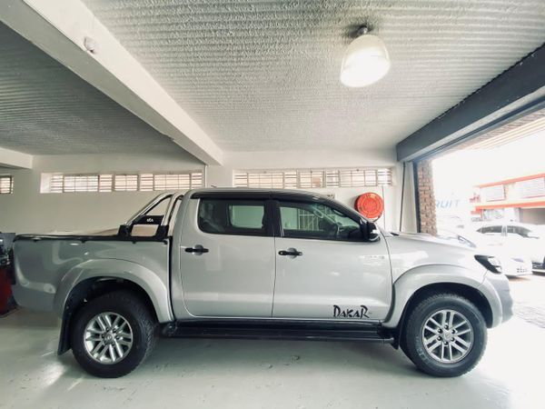 2012 Toyota Hilux 3.0 D-4d Raider 4x4 At Pu Dc  Mpumalanga Nelspruit_0
