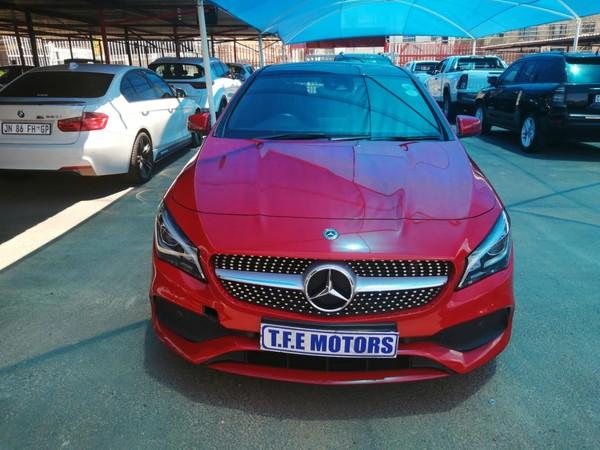 2017 Mercedes-Benz CLA CLA200 Auto Gauteng Sandton_0