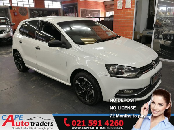 2016 Volkswagen Polo GP 1.4 TDI Trendline Western Cape Goodwood_0