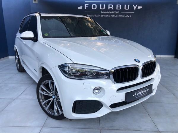 2017 BMW X5 xDRIVE30d M-Sport Auto Gauteng Four Ways_0
