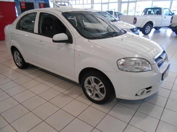 2014 Chevrolet Aveo 1.6 Ls  Western Cape Cape Town_0