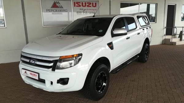 2013 Ford Ranger 2.2TDCi XLS 4X4 Double Cab Bakkie Western Cape Vredenburg_0