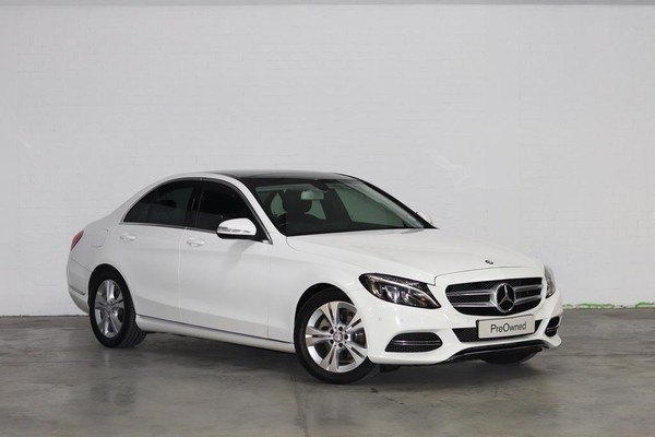 2014 Mercedes-Benz C-Class C180 Avantgarde Auto Eastern Cape Port Elizabeth_0