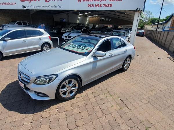 2015 Mercedes-Benz C-Class C220 Bluetec Auto Mpumalanga Witbank_0