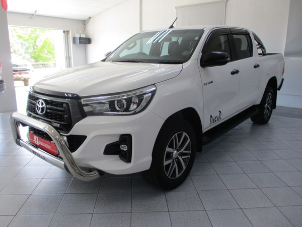 2018 Toyota Hilux 2.8 GD-6 Raider 4x4 Double Cab Bakkie Eastern Cape Humansdorp_0