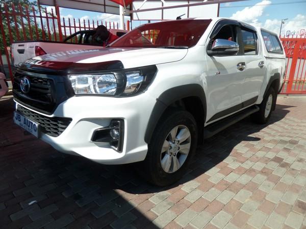2016 Toyota Hilux 2.8 GD-6 Raider 4X4 Double Cab Bakkie Gauteng Bramley_0