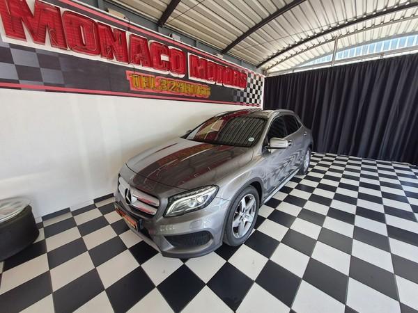 2016 Mercedes-Benz GLA 250 4MATIC Gauteng Pretoria_0