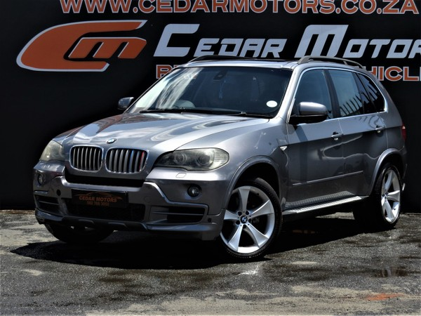2008 BMW X5 4.8is At  Gauteng Johannesburg_0