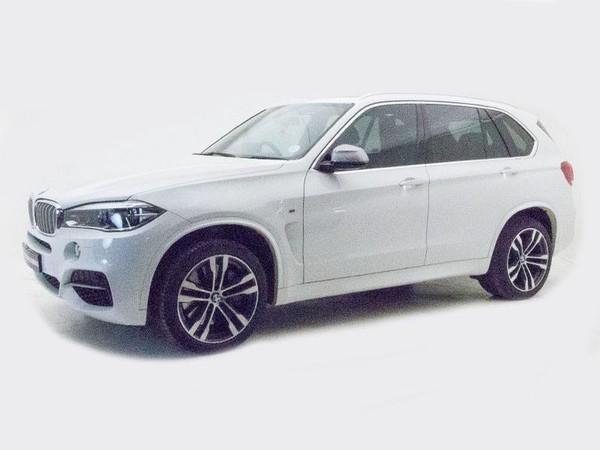 2018 BMW X5 M50d Gauteng Boksburg_0