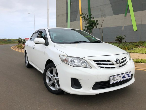 2012 Toyota Corolla 1.6 Advanced At  Gauteng Sandton_0