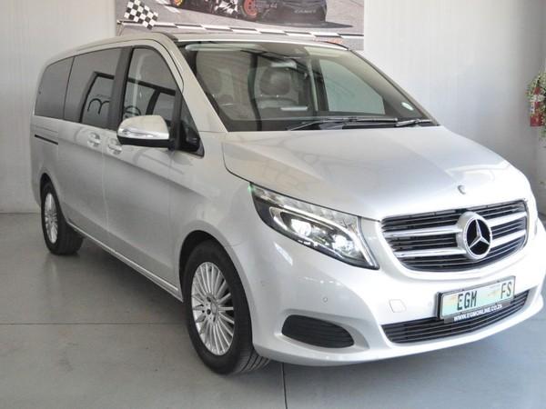 2015 Mercedes-Benz V-Class V220 CDI Auto Free State Bloemfontein_0