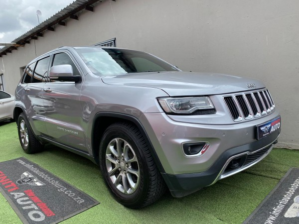 2014 Jeep Grand Cherokee 3.6 Limited Gauteng Boksburg_0