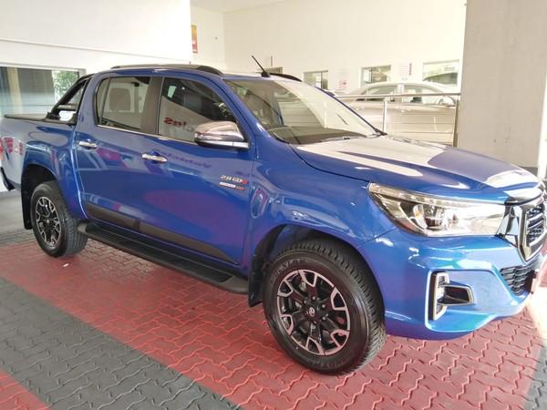2020 Toyota Hilux 2.8 GD-6 Raider 4X4 Auto Double Cab Bakkie Gauteng Midrand_0