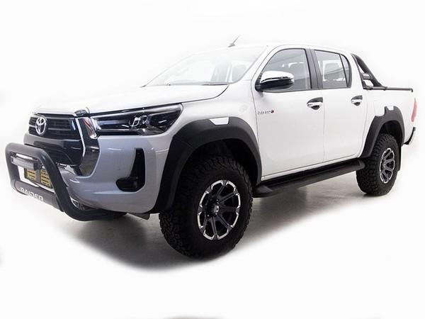 2020 Toyota Hilux 2.8 GD-6 Raider 4X4 Auto Double Cab Bakkie Gauteng Boksburg_0