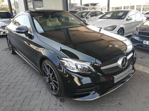 2018 Mercedes-Benz C-Class Mercedes-Benz C200 Coupe AMG line FL Gauteng Pretoria_0