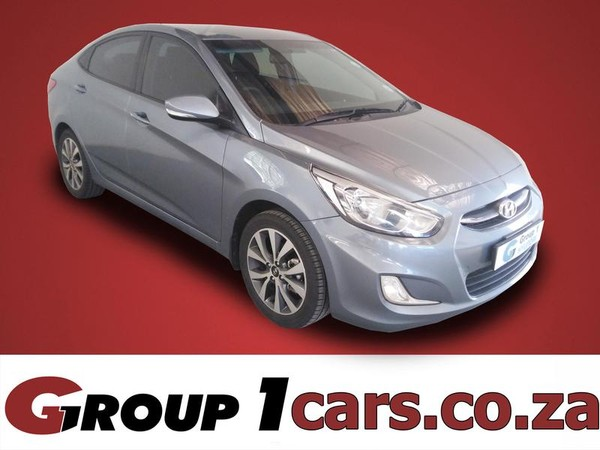 2020 Hyundai Accent 1.6 Gls  Gauteng Midrand_0