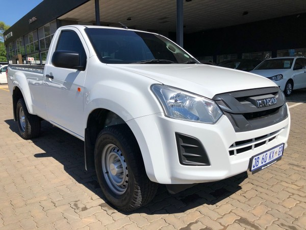 2019 Isuzu D-MAX 250C Fleetside Single Cab Bakkie Gauteng Pretoria_0