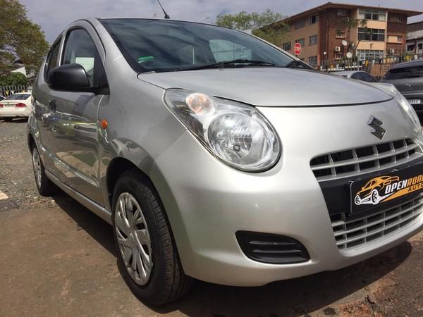2014 Suzuki Alto 1.0 Gl  Kwazulu Natal Durban_0