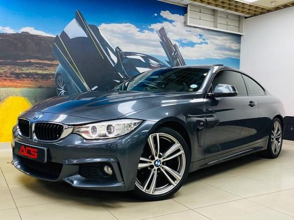 2014 BMW 4 Series 420i COUPE M SPORT AUTO 64000KMS  Gauteng Benoni_0