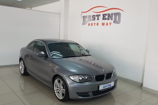2010 BMW 1 Series 125i Coupe At  North West Province Rustenburg_0