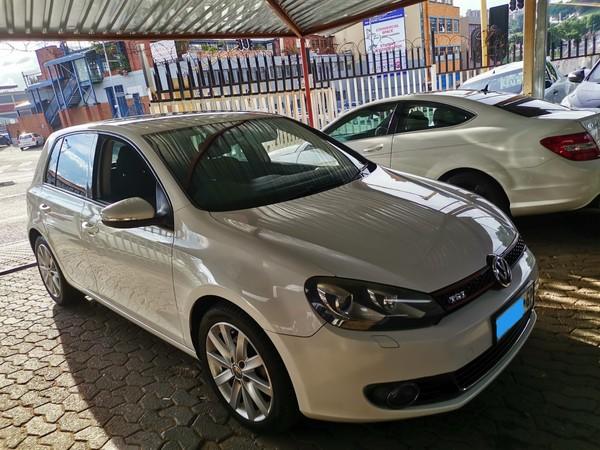 2011 Volkswagen Golf Vi 1.4 Tsi Comfortline Dsg  Gauteng Jeppestown_0