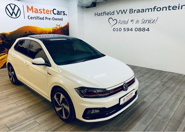 2020 Volkswagen Polo 2.0 GTI DSG 147kW Gauteng Johannesburg_0