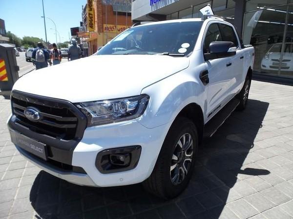 2019 Ford Ranger 2.0TDCi WILDTRAK 4X4 Auto Double Cab Bakkie Free State Bloemfontein_0