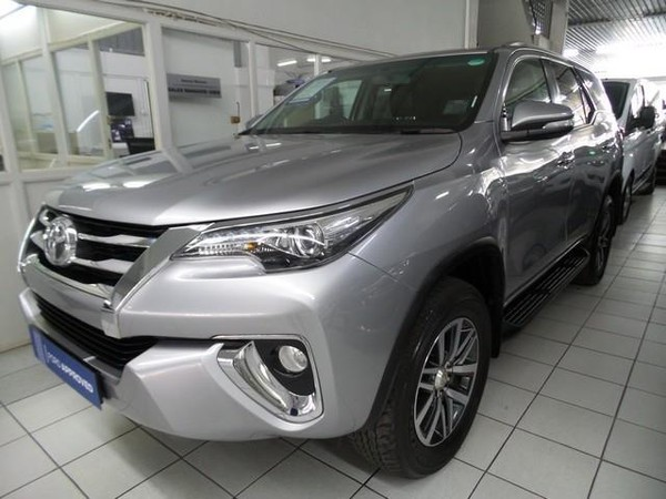 2017 Toyota Fortuner 2.8GD-6 RB Auto Free State Bloemfontein_0