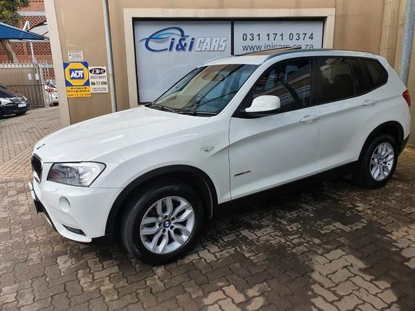 2012 BMW X3 Xdrive20i  Kwazulu Natal Durban_0