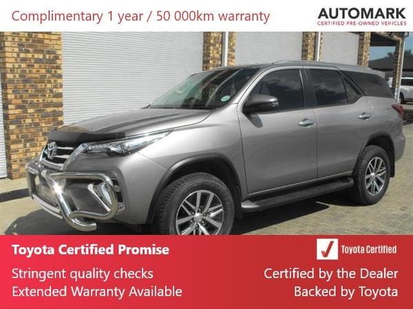 2018 Toyota Fortuner 2.8GD-6 4X4 Mpumalanga Standerton_0