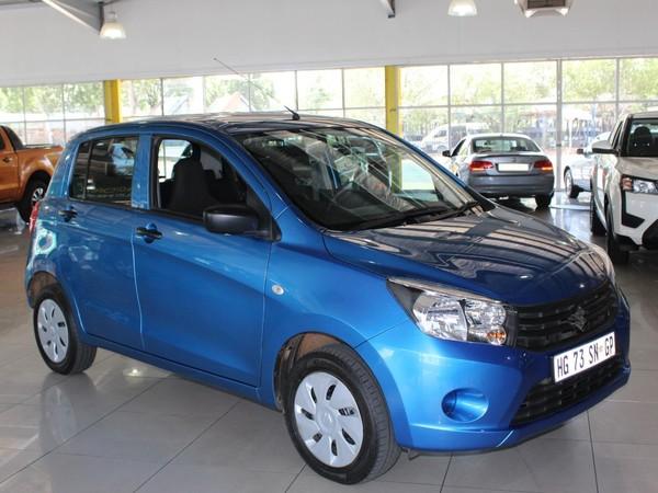 2018 Suzuki Celerio 1.0 GA Gauteng Alberton_0