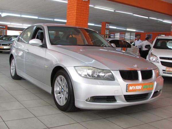 2005 BMW 3 Series 320i Exclusive e90  Western Cape Cape Town_0