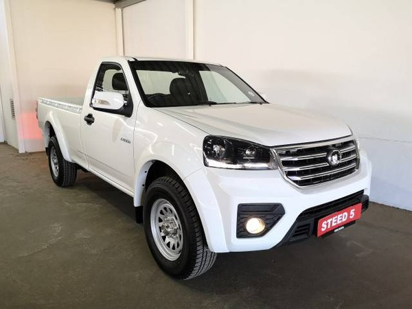 2020 GWM Steed 5 2.0 WGT Workhorse Single Cab Bakkie Gauteng Pretoria_0