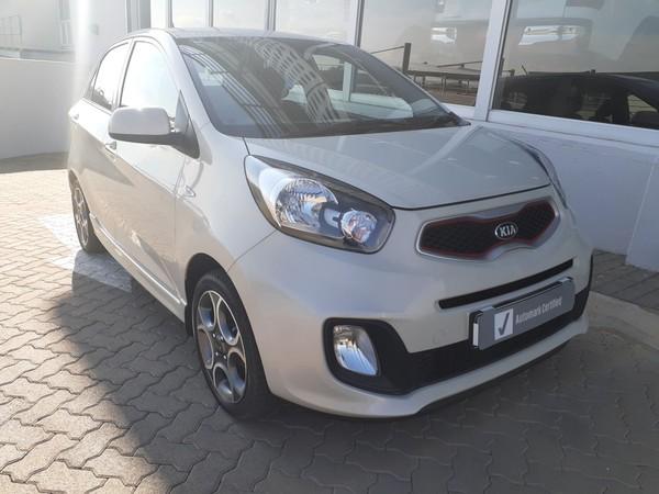 2015 Kia Picanto 1.2 Ex  North West Province Rustenburg_0