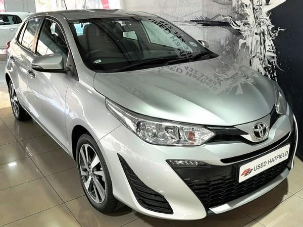2019 Toyota Yaris 1.5 Xs CVT 5-Door Gauteng Hatfield_0