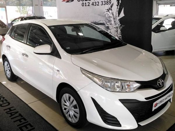 2019 Toyota Yaris 1.5 Xi 5-Door Gauteng Hatfield_0