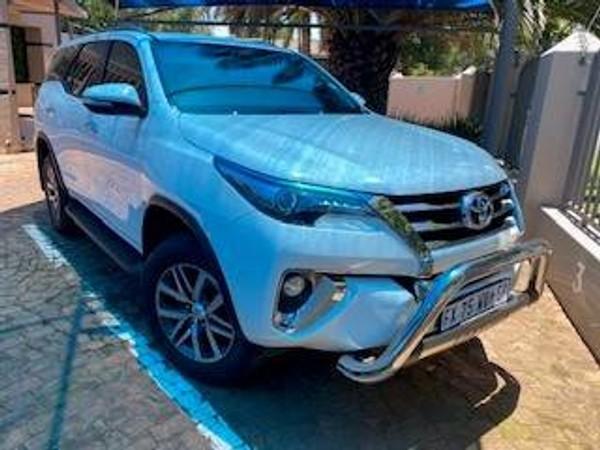 2017 Toyota Fortuner 2.8GD-6 RB Auto Gauteng Modderfontein_0