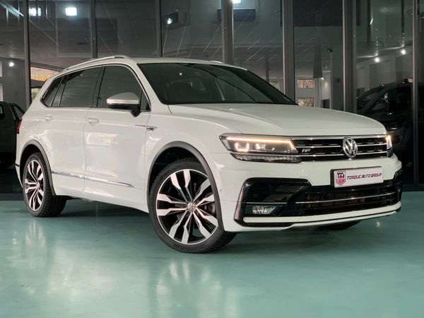 2018 Volkswagen Tiguan Allspace 2.0 TSI Highline 4MOT DSG 162KW Kwazulu Natal Durban_0