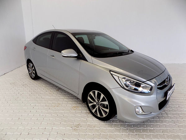 2017 Hyundai Accent 1.6 Gls At  Gauteng Pretoria_0