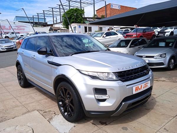 2015 Land Rover Evoque 2.2 Sd4 Dynamic  Kwazulu Natal Durban_0