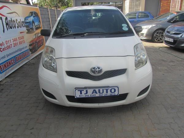 2010 Toyota Yaris T1 5dr  Gauteng Bramley_0