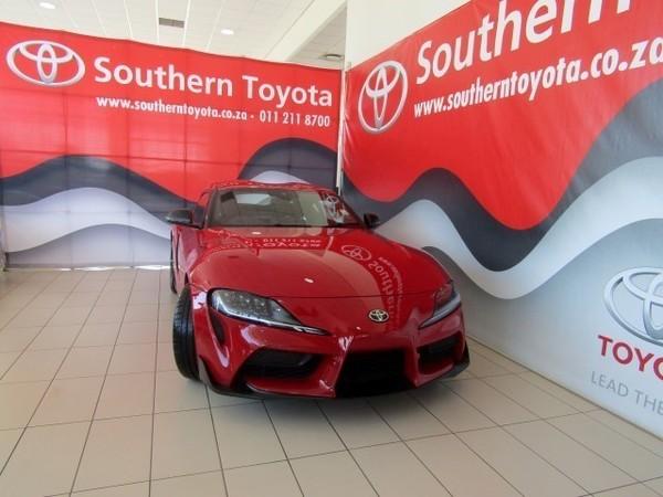 2020 Toyota Supra GR 3.0T Gauteng Lenasia_0