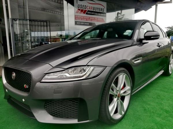 2016 Jaguar XF 3.0 S Kwazulu Natal Mount Edgecombe_0