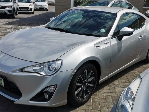 2012 Toyota 86 2.0  Eastern Cape Port Elizabeth_0