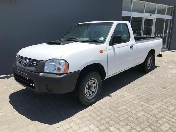 2018 Nissan NP300 Hardbody 2.0i LWB Single Cab Bakkie Western Cape Milnerton_0