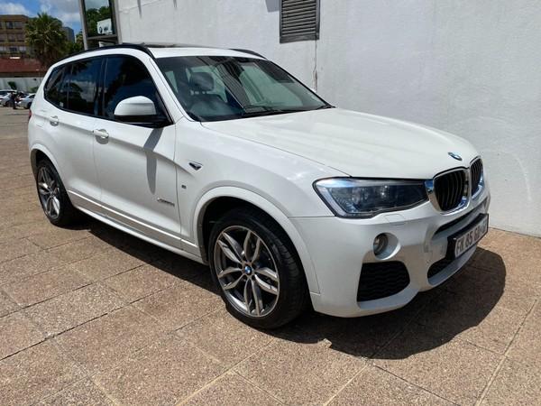 2016 BMW X3 xDRIVE20d M Sport Auto Gauteng Germiston_0