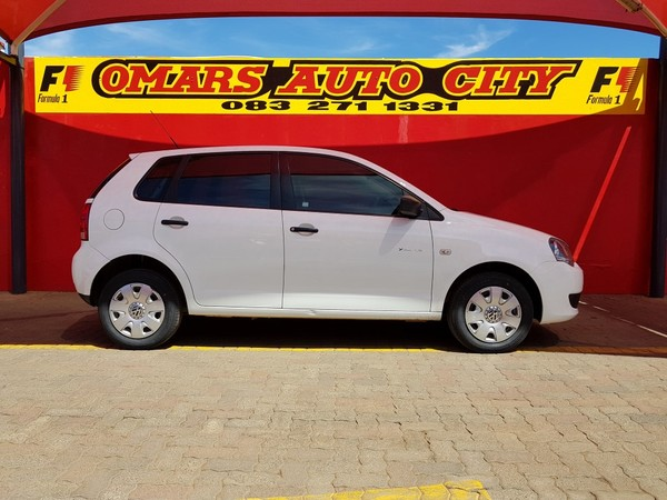 2016 Volkswagen Polo Vivo GP 1.4 Xpress 5-Door Gauteng Meyerton_0